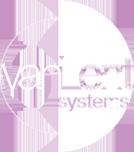 Van Lent logo wit